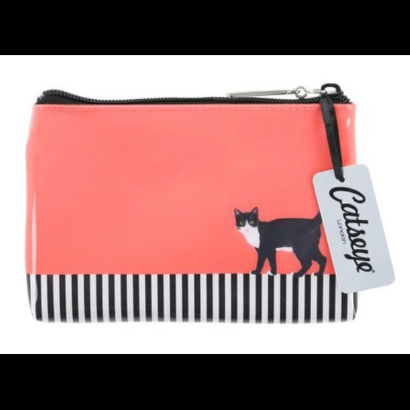 Catseye London Bags Cosmetic Bag Poshmark